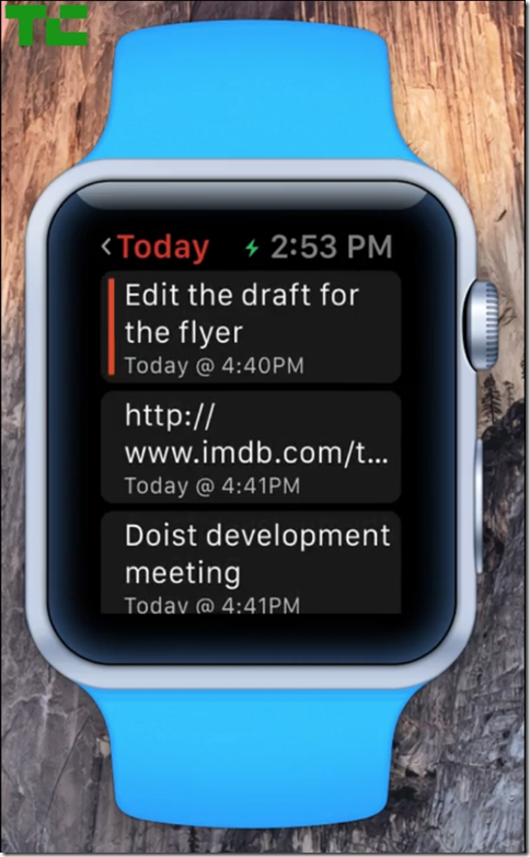 http://techcrunch.com/2015/02/02/heres-how-a-to-do-app-will-work-on-the-apple-watch/